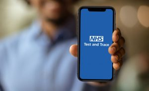 NHS Covid app pingedrecord 618,000 people to self-isolate