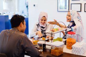 British Muslims celebrate Eid al-Adha