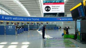 5 milyon İngiliz seyahat yasağıyla karşı karşıya kalabilir