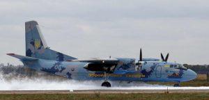 Rusya'da yolcu uçağı denize düştü