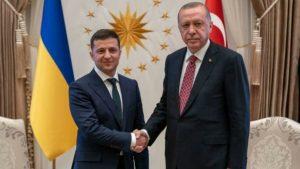 Ukrayna'da Türkiye ile yapılan anlaşma onaylandı