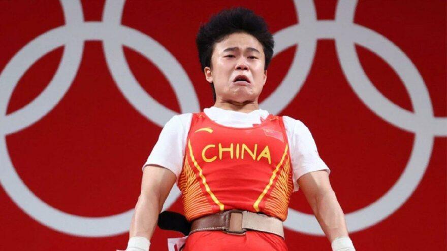 Tokyo Olimpiyatları'nda kriz yaratan kare