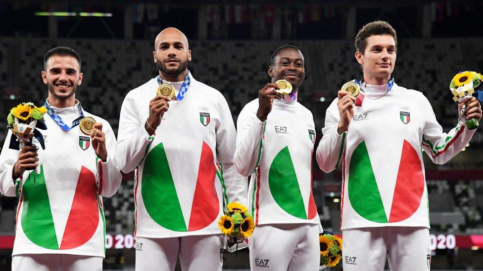 İtalya'da Olimpiyatlar sonrası vatandaşlık hakkı tartışması