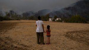 UNICEF: 1 milyar çocuk iklim değişikliğinin ağır sonuçlarına maruz kalacak