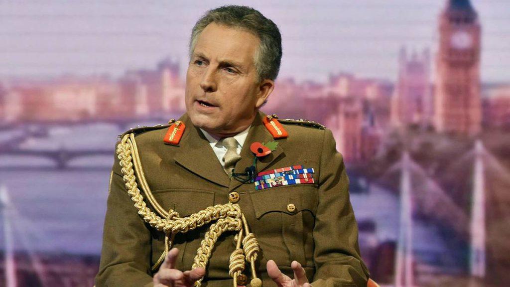 İngiltere Genelkurmay Başkanı: İran'ın İsrail gemisine saldırması 'büyük hata'