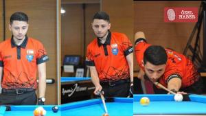 Osman Şanlısoy: ''Dünya çapında sporcu olmak istiyorum''