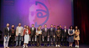 Diaspora Uluslararası Kısa Film Festivali'nde Ödüller Sahiplerini Buldu