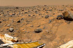 Yeni araştırma: Radyasyon sayesinde Mars'ta yeraltı yaşamı olabilir