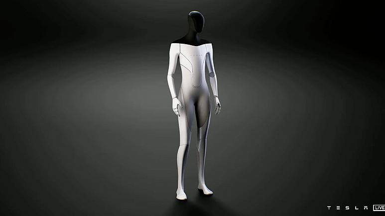 Tesla, insansı robotu 'Tesla Bot'u tanıttı