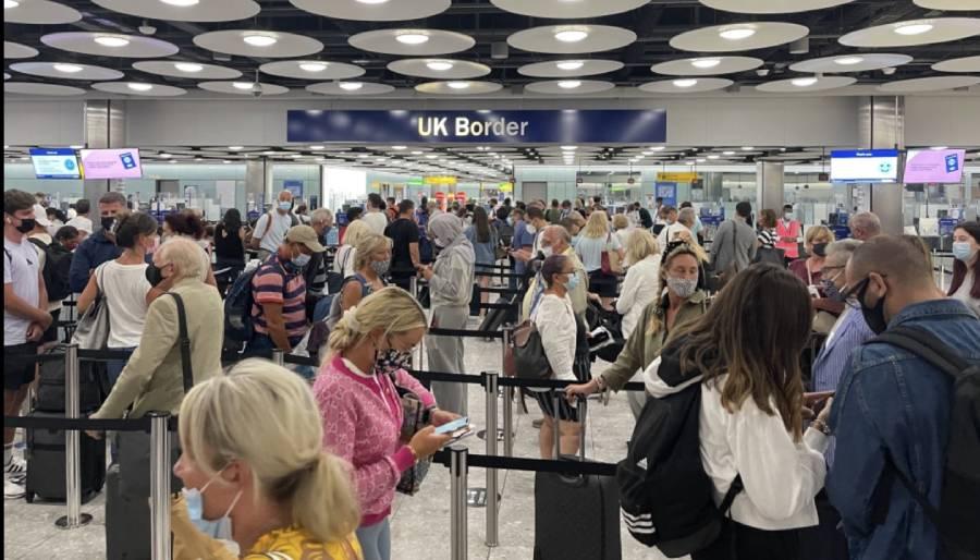 İngiltere'den Türkiye ile ilgili yeni seyahat kararı