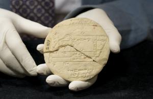 Geometrinin gündelik kullanımına dair eski örneğin 100 yıldır İstanbul'da olduğu ortaya çıktı