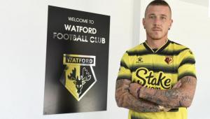 Juraj Kucka, Watford'a transfer oldu