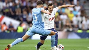 Manchester City, deplasmanda Tottenham'a 1-0 mağlup oldu