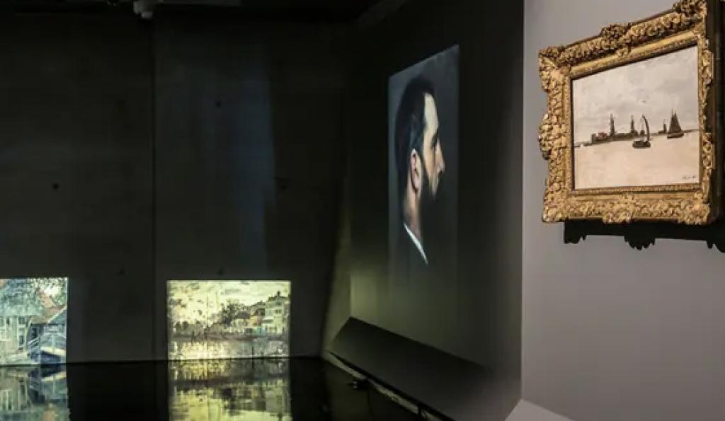 Hırsızların hedefinde bu kez Monet'in 1,4 milyon dolarlık tablosu vardı