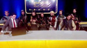 Afganistan televizyonunda tarihi anlar