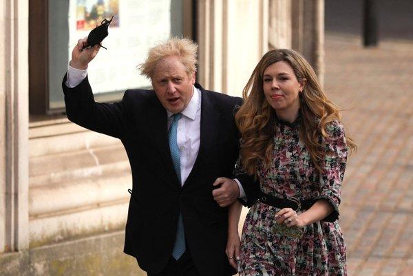 İngiltere Başbakanı Boris Johnson 7. kez baba olmaya hazırlanıyor