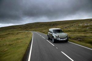 Land Rover Defender hidrojen yakıt testlerinde