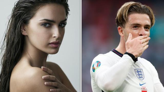 Grealish yüzünden ölüm tehditleri alan güzel model Sasha'nın psikolojisi bozuldu