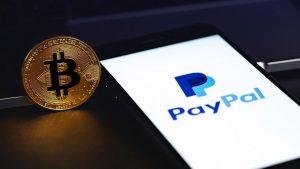 PayPal, İngiltere'de de kripto para hizmetini başlattı