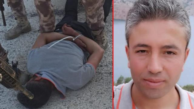 Konya'da aynı aileden 7 kişiyi öldüren katil zanlısı Mehmet Altun yakalandı