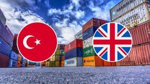 Türkiye-İngiltere ticaret ilişkilerinde yeni dönem başlıyor