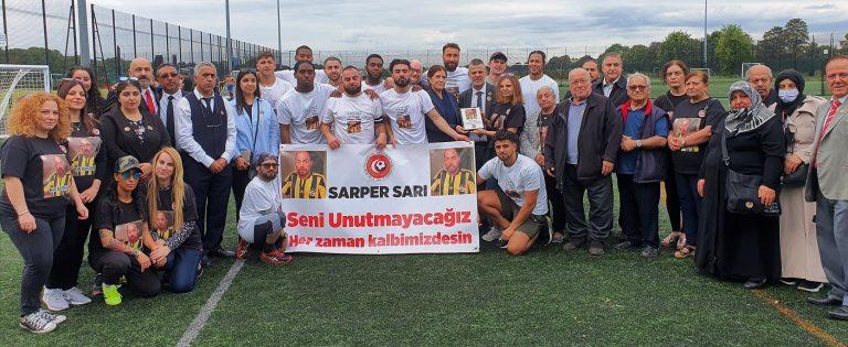 TTFF, Sarper Sarı anısına turnuva düzenledi