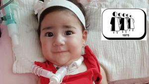 TWPA'den Asya bebek için anlamlı bağış