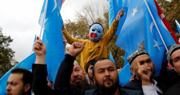 Alman şirketler hakkında Uygurlarla ilgili suç duyurusu