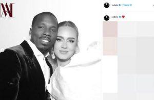 Adele yeni aşkını resmen ilan etti