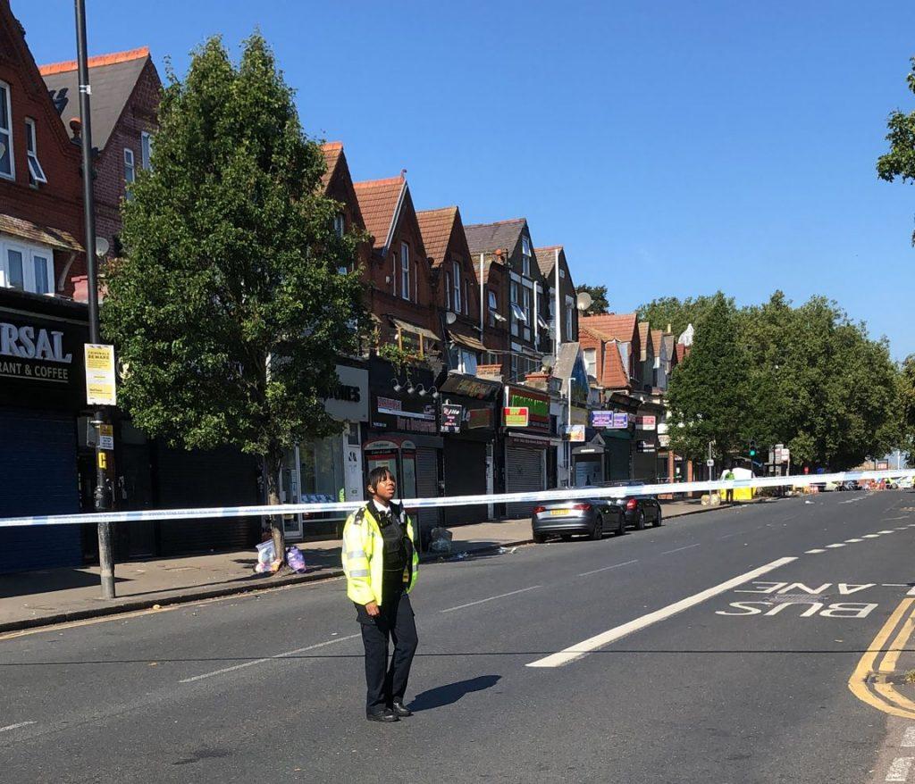Green Lanes: Bir genç vurularak öldürüldü, 2 kişi de yaralandı