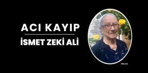 İsmet Zeki Ali