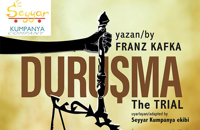 'Duruşma' will meet with theatre lovers