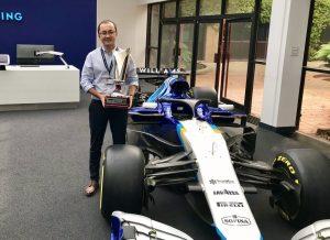 Formula 1'de Türk mühendis