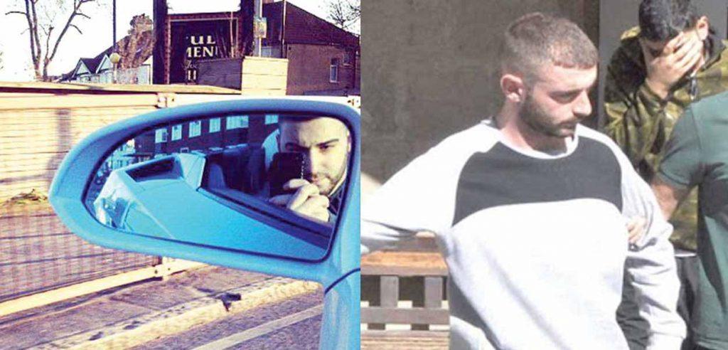 """Interpol tarafından aranan """"Lamborghinili Türk"""" lakabıyla tanınan Ekin Ersoy'un, Türkiye Cumhuriyeti'ne naklediliyor"""