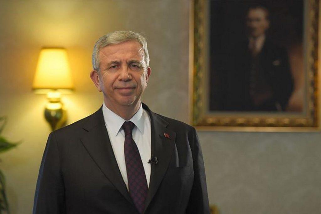 Mansur Yavaş, Dünya Belediye Başkanı Başkent Ödülü'nü kazandı: Size hizmet etme fırsatını bana sunduğunuz için teşekkür ediyorum