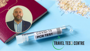 Üst başlık: Güvenilir PCR testlerin adresi: Travel Test Centre