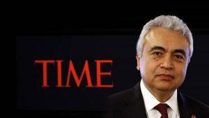 """TIME dergisinin """"Dünyanın en etkili 100 kişisi"""" listesinde bir Türk"""