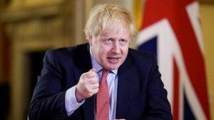 """Johnson: """"Krizi çözmek için kontrolsüz göçmen alımı yapmayacağız"""""""
