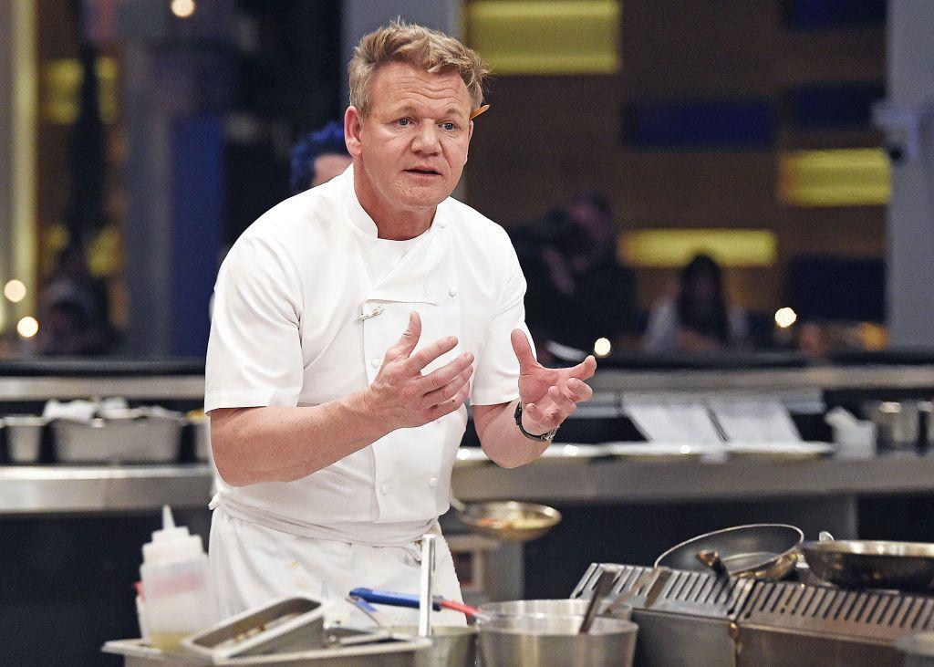 Ünlü şef Gordon Ramsay: Yunan mutfağı İtalyan mutfağından daha iyi