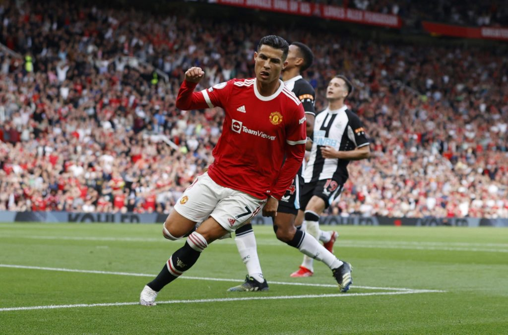 Cristiano Ronaldo, Manchester United'a muhteşem dönüşü
