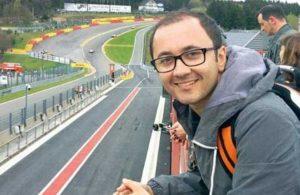 Turkish engineer in Formula 1