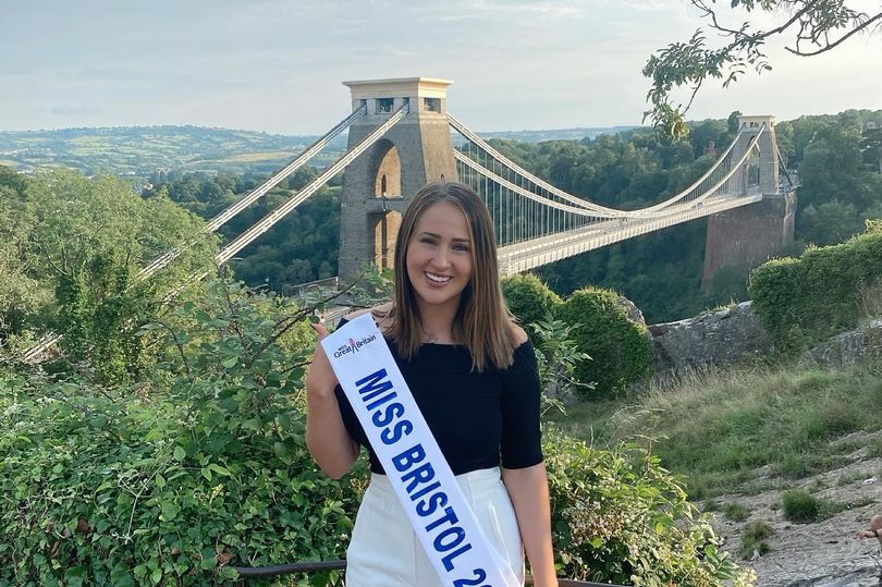 Yasemin Arslan, 'Miss Great Britain' finalinde Bristol'ü temsil edecek