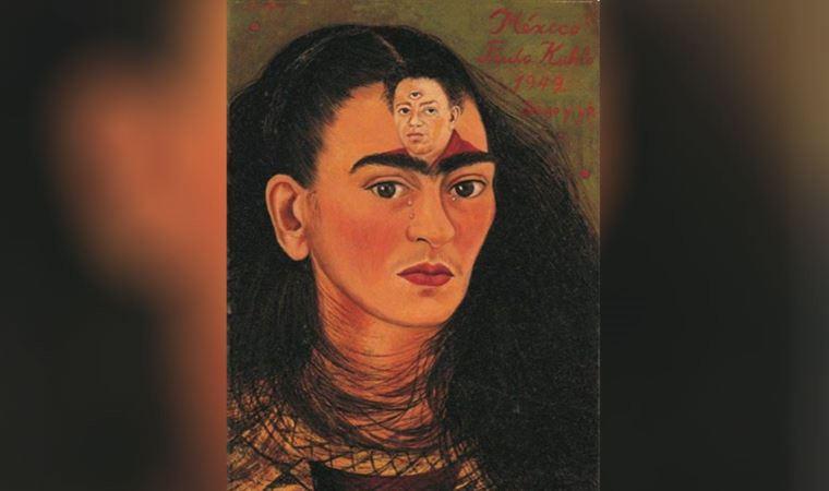 Frida Kahlo'nun otoportresinin 30 milyon dolardan fazlaya satılması bekleniyor