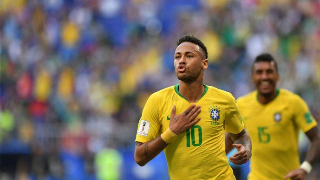 Brezilya İngiltere'den intikamını aldı