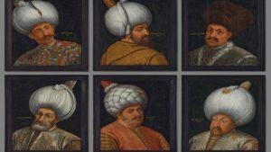 İngiliz müzayede evi Osmanlı padişahı portrelerini satışa sunacak