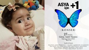 Asya Bebek için bu akşam konser düzenleniyor
