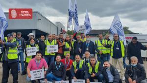 Türk Uber Şoförler Grubu: ''Hakkımızı arıyoruz''