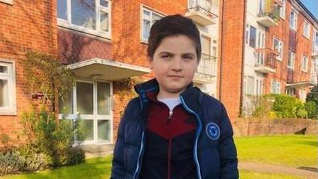 12 yaşındaki çocuk, Kuzey Londra'da motosiklet çarpışmasından günler sonra aldığı yaralardan öldü