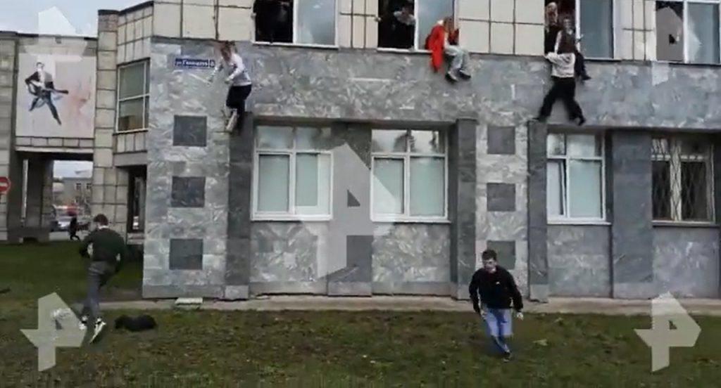 Rusya'daki Perm Devlet Üniversitesi'nde silahlı saldırı: 8 ölü