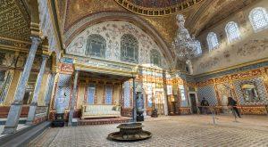 İngiltere, Topkapı Sarayı'nı dünyanın en güzel sarayı seçti
